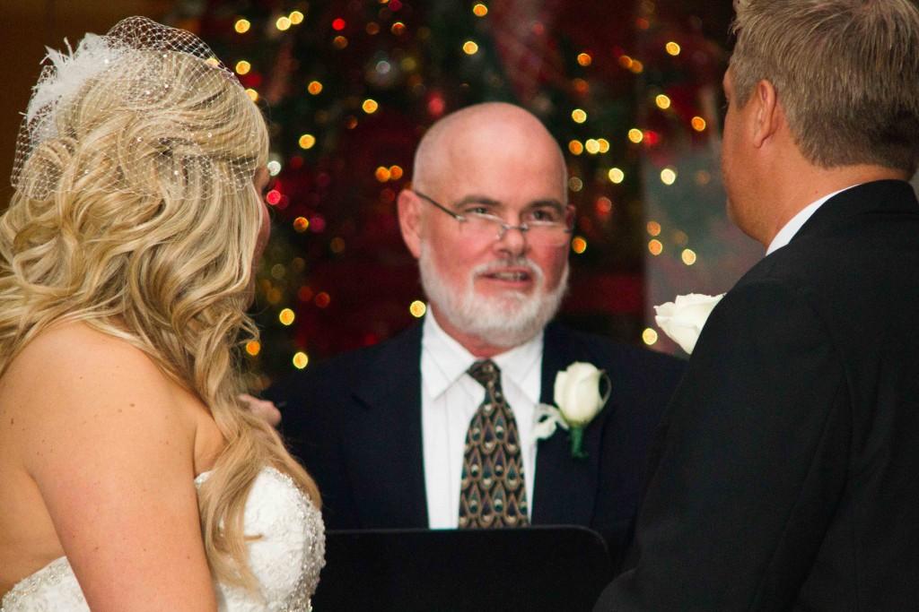 photograph of Wedding ceremony
